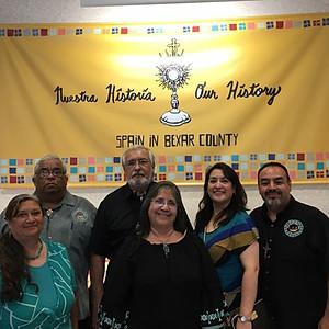 Presidio Gallery Exhibit Nuestra Historia, Our History