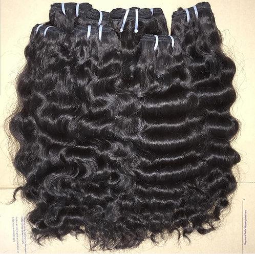 Brazilian  Wavy  Hair Weft