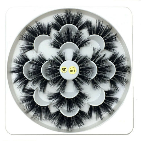 8D Real Mink Lashes