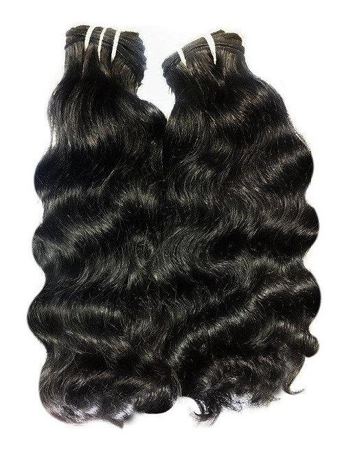 Peruvian Wavy Virgin Hair