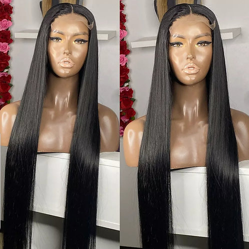 6x6 Lace Closure wig
