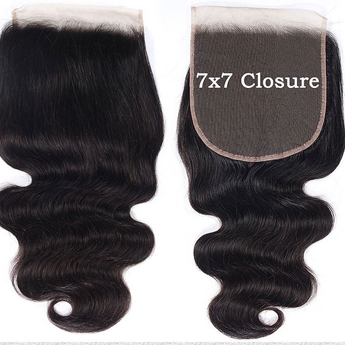 New 7x7Lace Closure