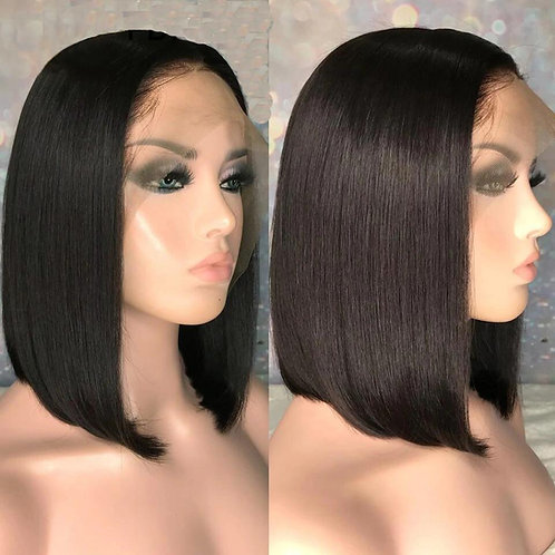 10inch Bob Lace Closure Wig