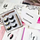 Thumbnail: Magnetic  Silk Eyelashes With Eyeliner