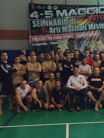 Seminar in Italy 2013
