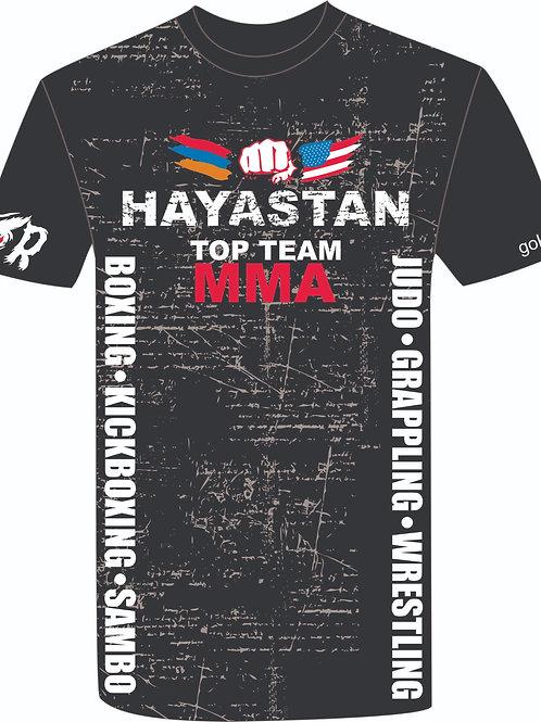 Hayastan T-Shirt Black