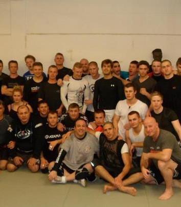 Seminar in Denmark 2011