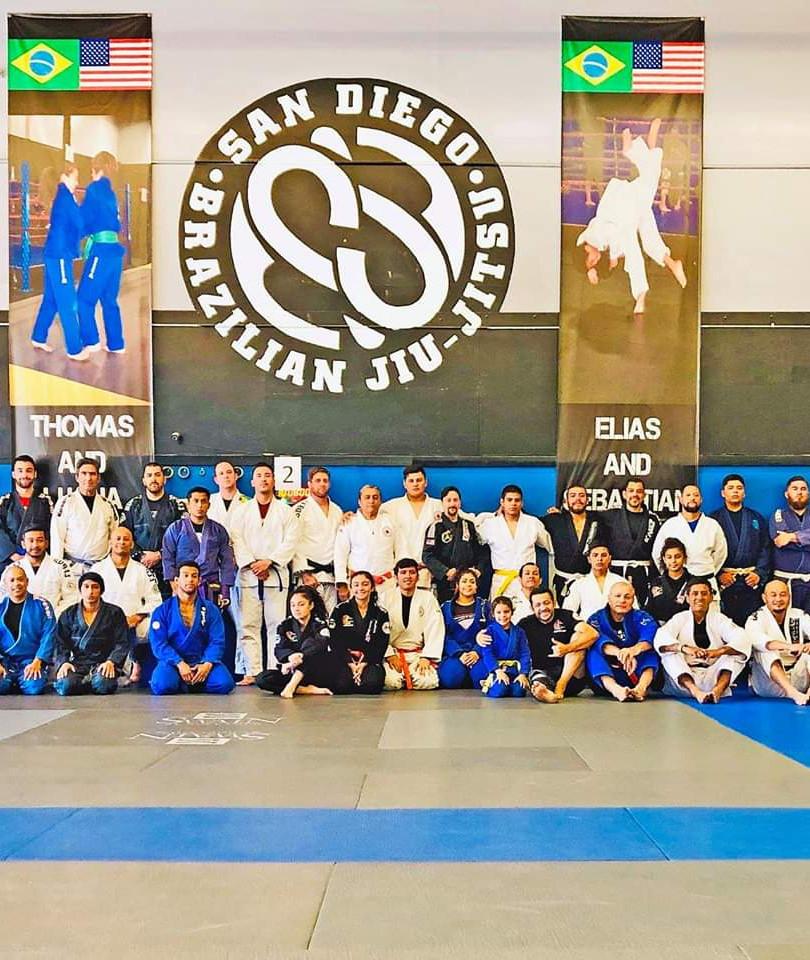 Seminar in San Diego 2018