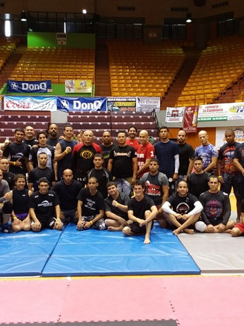 Seminar in Puerto Rico June 14, 2014