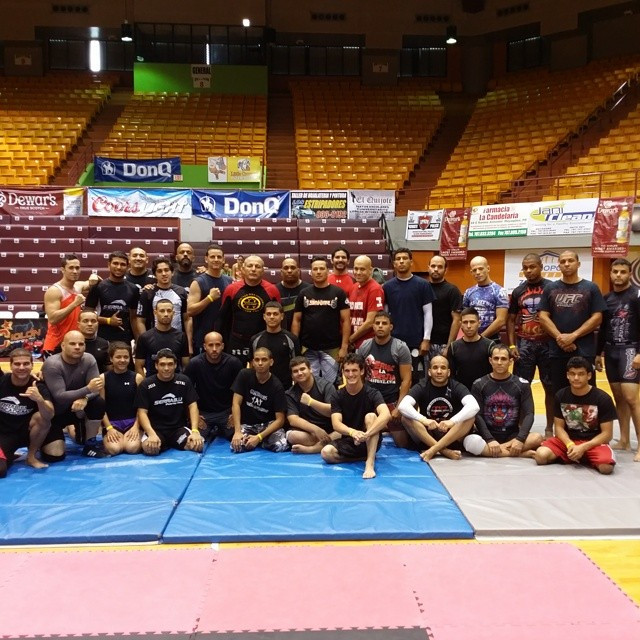 Seminar in Puerto Rico June 14, 2014