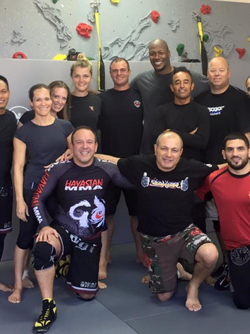 Gokor Seminar in Los angeles Oct 11, 2015