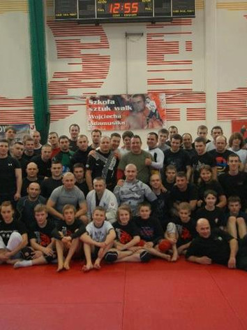 Gokor Seminar in Poland April 2013
