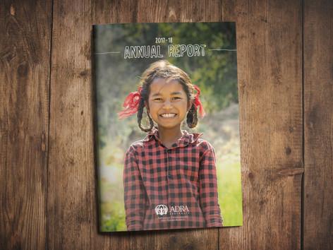 ADRA 2017-18 Annual Report