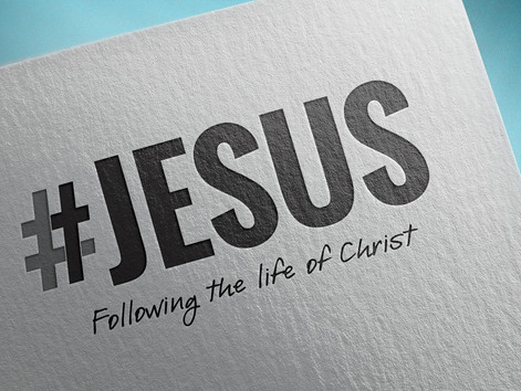 Hashtag Jesus