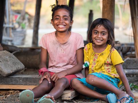 Smiles in Timor Leste