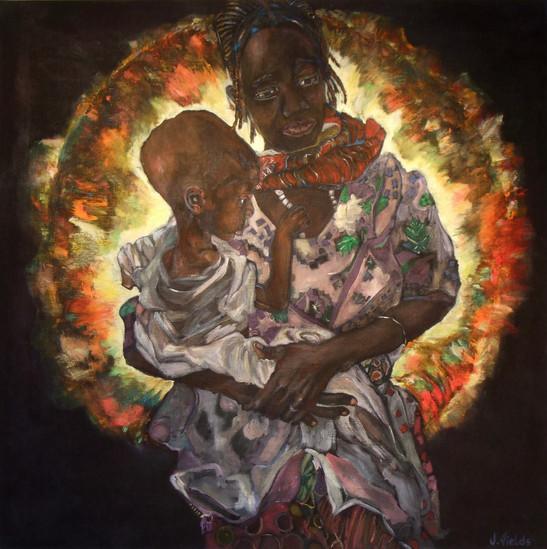 Hunger in Darfur