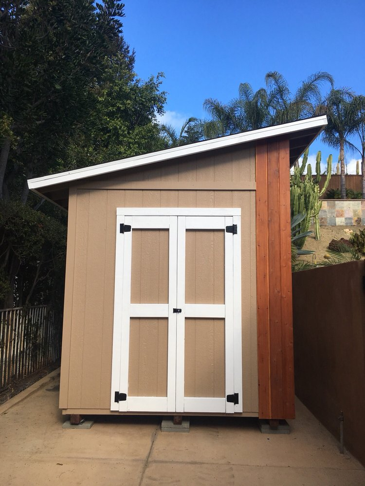 Custom Surf Storage Shed
