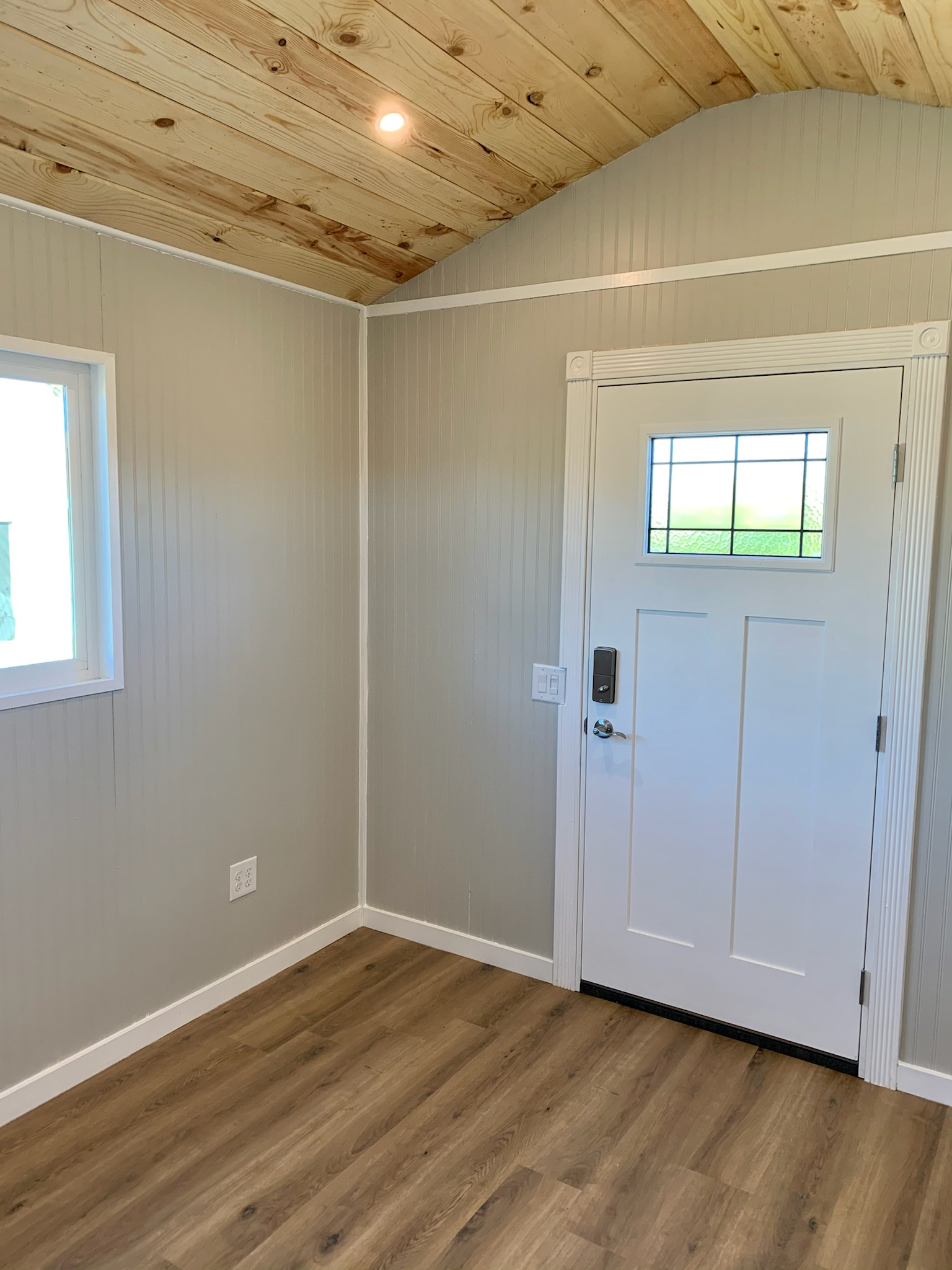 Studio Shed Interior