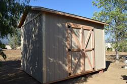 Ojai Storage Shed