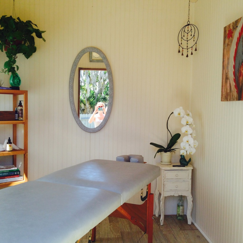 8x10' Massage Studio Shed in SB