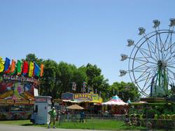 Carnival at Shasta District Fair
