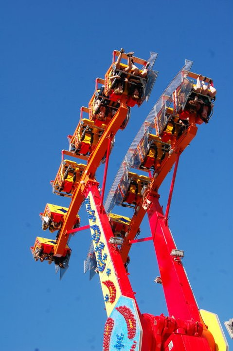 Shasta District Fair Rides