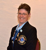 District Governor Elisa Cloyle