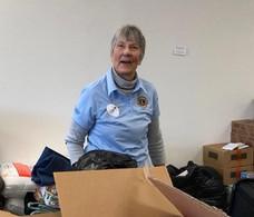 Lions Club District 4-C1 Governor Sue Ke
