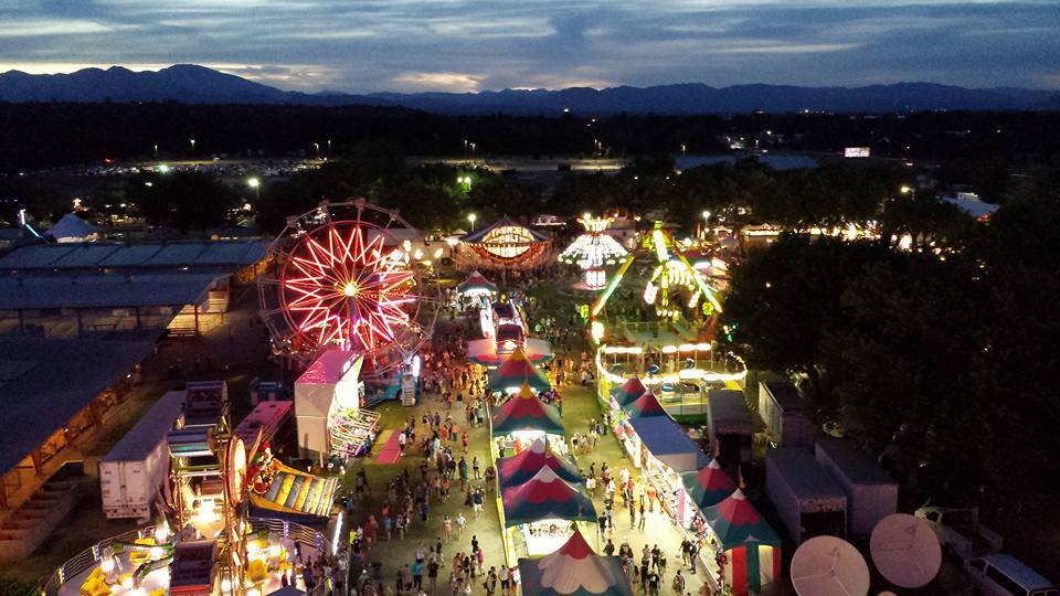 Shasta District Fair in Shasta County