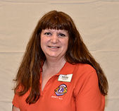 Lions Club District Secretary Melanie Hunter