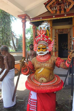 Theyyam time