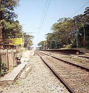 Trikarpur Railway Station