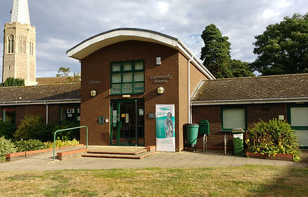 Cruise Chiropractic at the Wickham Market Resource Centre in Suffolk