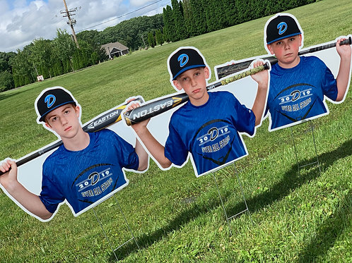 Little Giant Yard Sign (Any Sport)