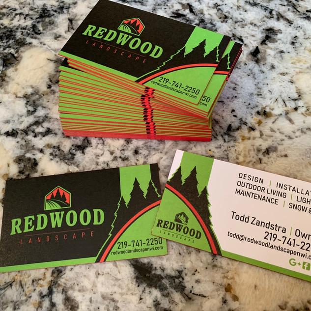 Redwood Landscape