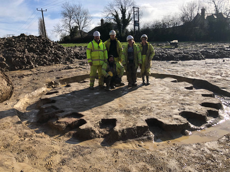 18th Century Field Kitchens Discovered in Rye