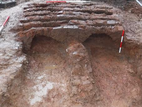 Medieval Pottery Kiln discovered in Rye