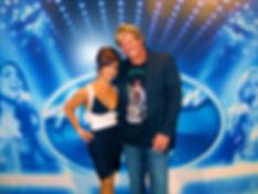Paula Abdul and Dennis Stokely - AMERICA