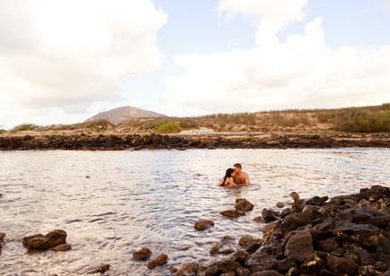 Sunrise Water Sessions- Oahu, HI