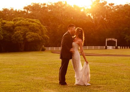 Sunset Ranch- Oahu Elopement