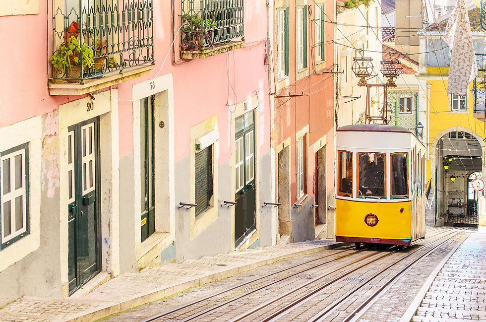 Lisbon's Gloria funicular classified in