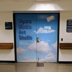 Site 23: Myers Media Art Studio