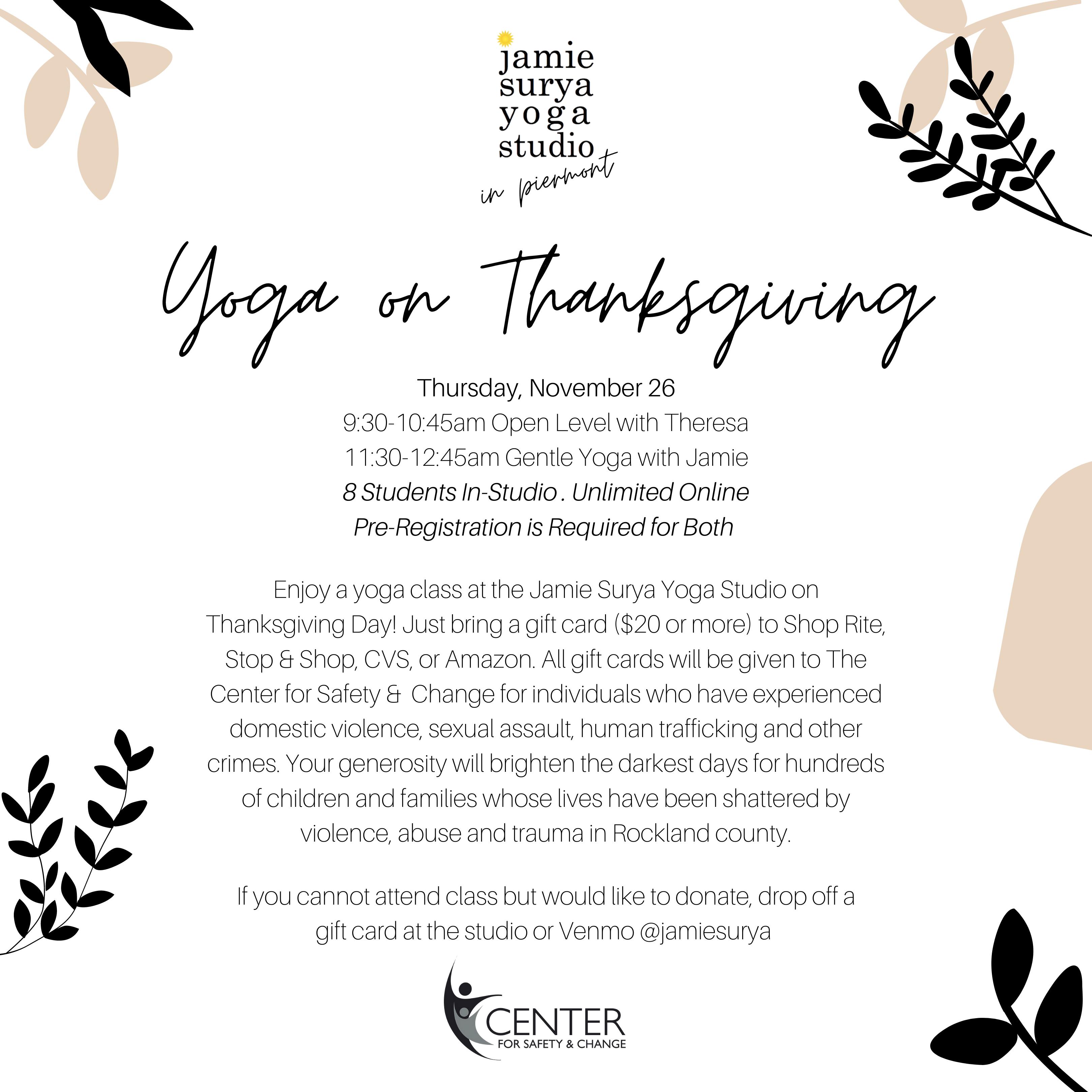 insta of 2020 thanksgiving