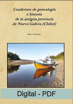 Permanencia, origen y migración de apellidos en Chiloé