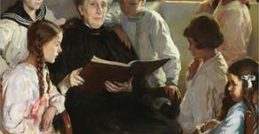 Fuentes orales: las historias de la abuela
