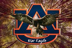 Auburn college football logo