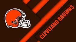 Cleveland Browns football logo