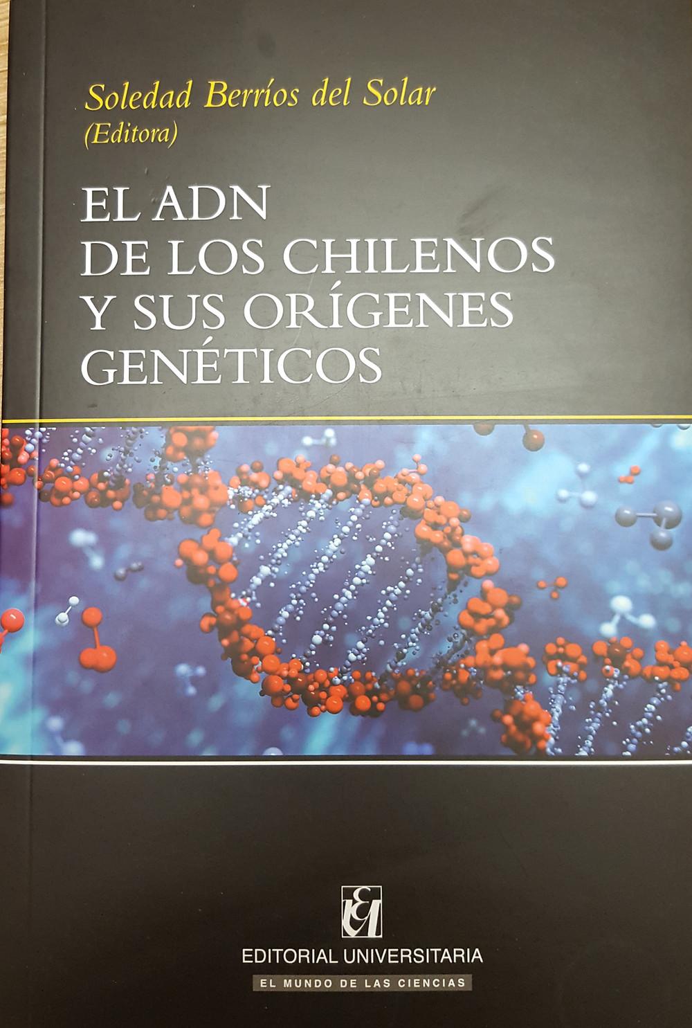 ADN y orígen genético de los chilenos