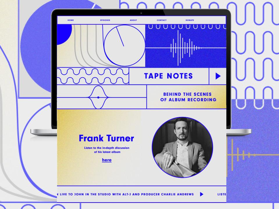 Podcast Artwork, Website