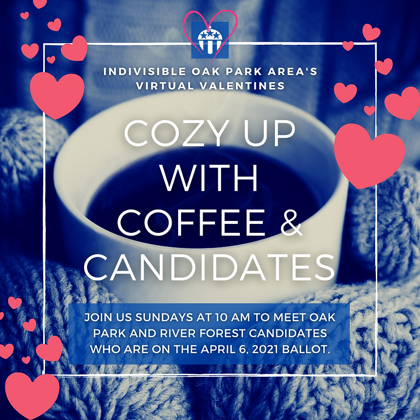 Cozy Up With Coffee And Candidates